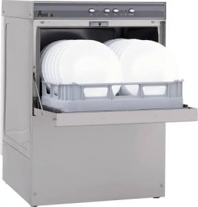 Maidaid Amika 50XLD Glasswasher with fitted drain pump