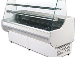 Genfrost - AST100 ASTRELLA Slimline 2 Shelf Refrigerated Serveo
