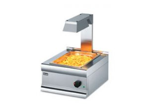 Lincat CS4/G Electric Chip Scuttle + Gantry