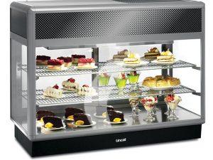 Lincat D6R/125B 650 Range Refrigerated Merchandiser