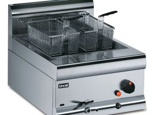 Lincat DF4/N Single Tank 2 Basket Gas Fryer (Counter top)