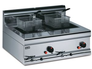 Lincat DF7/P Twin Tank 2 Basket LPG Fryer (Counter top)