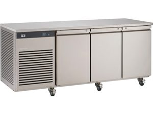 Foster EcoPro G2 EP1/3M - 3 Door Counter Meat Fridge