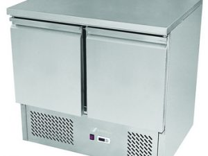 Atosa - ESL 3801 Two Door Undercounter Fridge