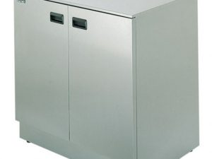 Lincat PLH90 Static Double Door Hot Cupboard (Electric)