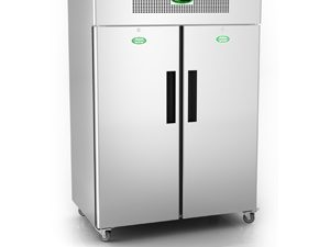 Genfrost GEN1200H - Double Door Upright GN Fridge