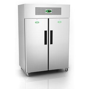 Genfrost GEN1200L - Double Door Upright Freezer
