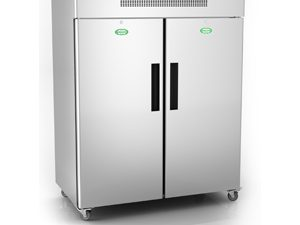 Genfrost GEN1400L - Double Door Upright Freezer