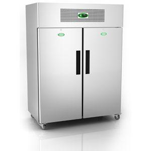 Genfrost GEN1400L - Double Door Upright Freezer
