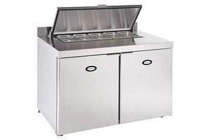 Foster HR360FT Prep Table Fridge