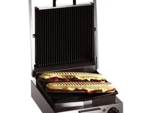 Lincat LPG Contact Grill - Ribbed Top & Bottom( Electric)