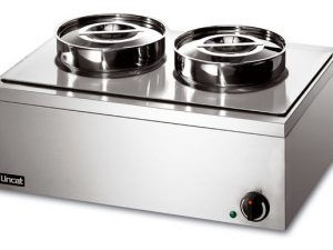 Lincat LRB2W Wet Well Bain Marie