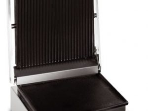 Lincat LRG Contact Grill - Ribbed Top, Smooth Lower (Electric)