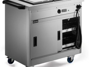 Lincat P6B2 Hot Cupboard with Bain Marie (Electric)