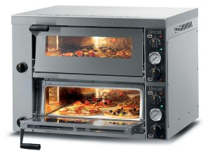 Lincat PO425-2 Twin Deck Pizza Oven (Elec.)