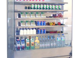Frost-Tech SD60-100 Refrigerated Multideck Display