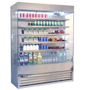 Frost-Tech SD60-180 Refrigerated Multideck Display