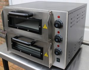 Infurnus Double Deck Electric Pizza Oven