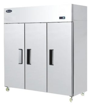 Atosa - YBF 9237 Three Door Fridge