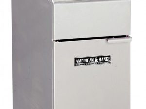 American Range AF3550 - 22 ltr Single Tank Gas Fryer