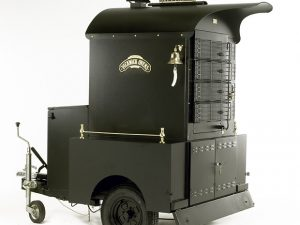 Victorian Big Ben Mobile Potato Oven (Propane)