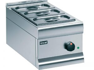 Lincat BM3 Silverlink 600 Bain Marie Base Unit Only