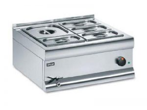 Lincat BM6W Silverlink 600 Bain Marie Base Unit