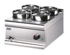 Lincat BS4W Wet Well Bain Marie