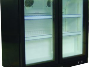Prodis - Hinged Double Door Bottle Chiller