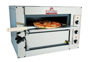 Italforni Fast 50 Twin Deck Electric Pizza Oven