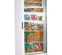 Framec - EXPO500NV Single Glass Door Upright Freezer