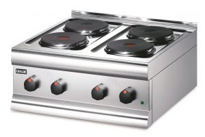 Lincat HT6 - 4 Plate Electric Plate Boiling Top