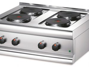 Lincat HT7 - 4 Plate Electric Plate Boiling Top