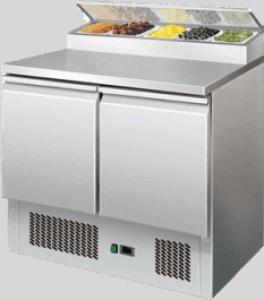 Prodis EC-2PREP Compact Saladette Counter