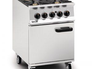 Lincat  OG8001/N Opus - 4 Burner Gas Range