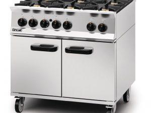 Lincat OG8002N  Opus 6 Burner Gas Oven