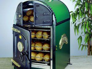 Victorian - Pickwick Village LPG Potato Oven