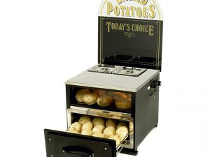 Victorian 3 in 1 Potato Station with screen