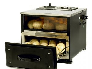 Victorian 3 in 1 Potato Station (without screen)