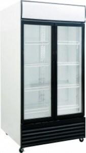 Prodis XD700 Double Door Display Fridge