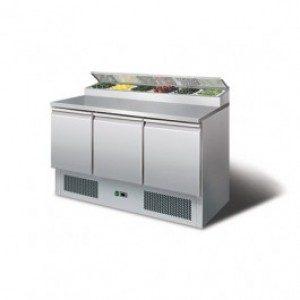 Prodis EC-3PREP Compact Saladette Counter