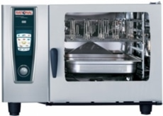 Rational Model 62 Electric White Efficiency Self Cooking Centre