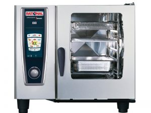 Rational SCC61 6 Grid Self Cooking Centre (Electric)