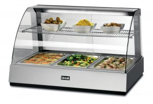 Lincat SCH1085 Heated Food Display Showcase