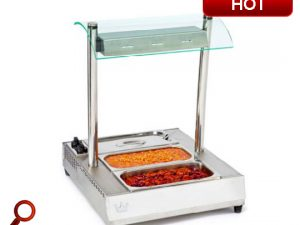 King Edward - VBMG-1 Vista Bain Marie
