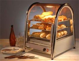King Edward - Vista Hot Food Display