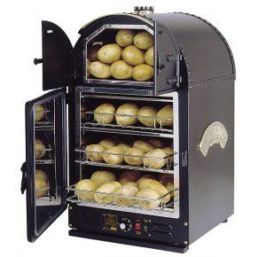 Victorian Village Stove Electric Potato Baker